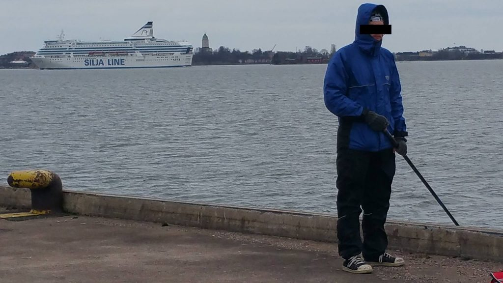 Mies, onki ja rikkumaton erätunnelman suomalaisrauha.