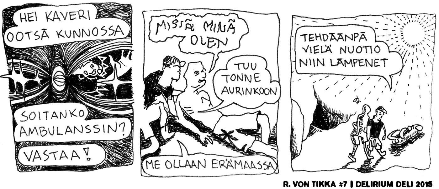 Von Tikka