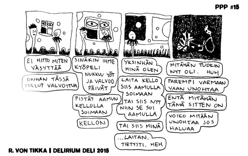 Pallopäiden planeetta #16
