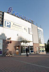 Fiilistelykuvia: Mäntsälän S-Market