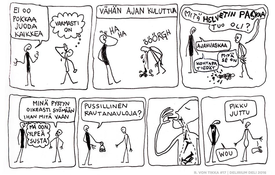 Von Tikka - Syömämies